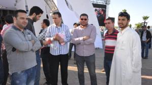 ايقاعات طبول مهرجان سينما الذاكرة