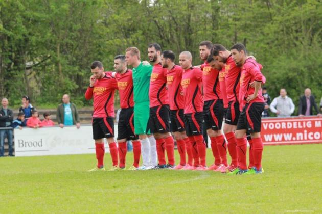 فريق مغرب 90 لكرة القدم بأوتريخت  يكتب التاريخ في البطولة الهولندية لكرة القدم هواة