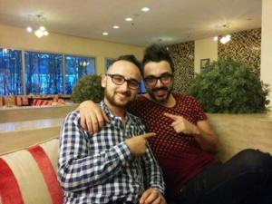 المصمم المغربي رشدي بخشوش يقدم عرض جديد للأزياء الخاصة بالرجال بفرنسا