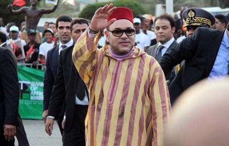الملك يحل بأبيدجان في زيارة عمل وصداقة لجمهورية الكوت ديفوار