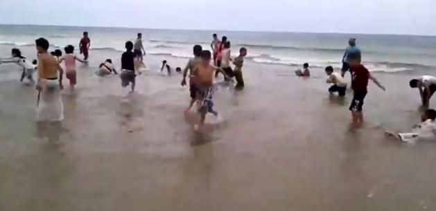 بعض ضحايا فاجعة الصخيرات لحظات قبل غرقهم