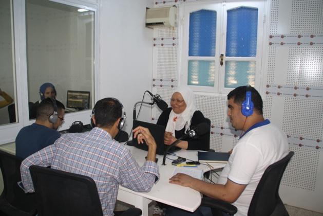 جمعية إحنجارن نوزغنغان تزور تونس لتبادل تجارب الإذاعات الجمعوية
