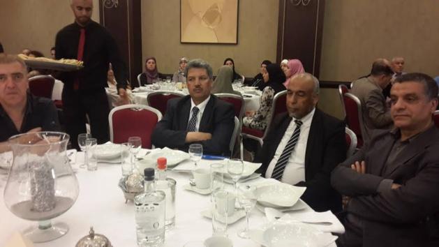 تجمع مسلمي بلجيكا و المجلس الأوروبي للعلماء المغاربة يقيمان حفل إفطار ببروكسيل.