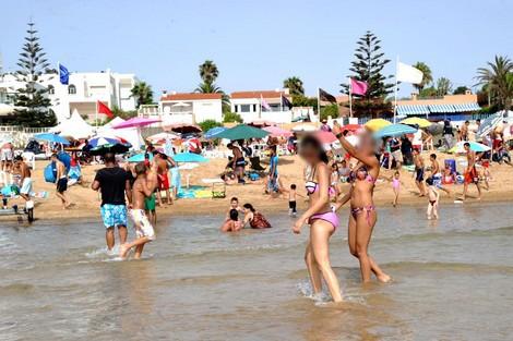 """""""شاطئ خاص بالنساء"""" يقسم فايسبوكيين مغاربة بين مؤيد ورافض"""