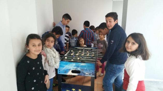 عن الجمعية الثقافية المغربية الألمانية  بمدينة فوبرطال