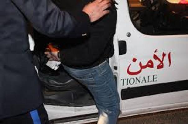 عاجل، إلقاء القبض على شاب أمريكي قرب الحدود المغربية الجزائرية