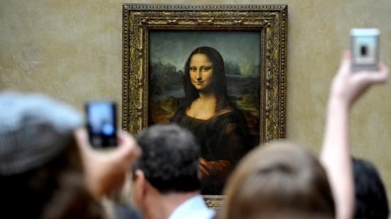 """مفاجأة: العثور على بورتريه أصلي للمرأة التي ألهمت دافتنشي في رسم """"الموناليزا"""""""
