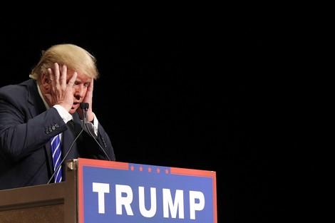 """""""ترامب"""" يستغل صور مهاجرين بمليلية .. ومطالب بالاعتذار للمغاربة"""