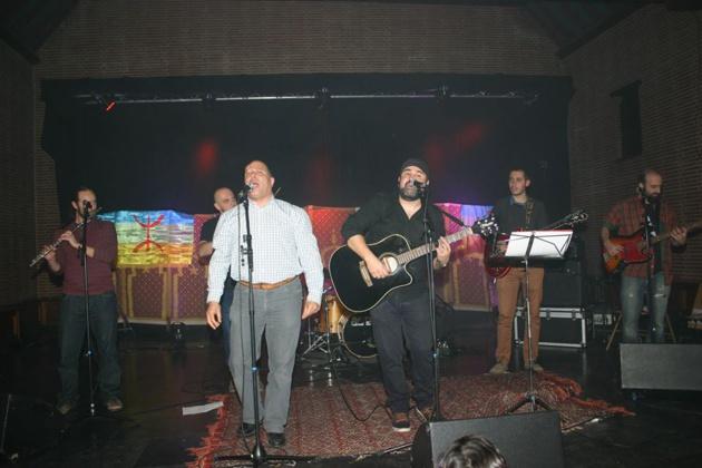 Le Nouvel An Amazigh « Yennayer2966 » célébré à Molenbeek !