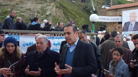 الجزائر تخصص لليازغي سيارة تابعة للرئاسة وتغير لوحة ترقيمها عند دخول منطقة القبايل