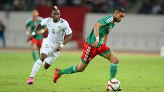 اللاعب المغربي زياش… ضمن اختيارات نادي برشلونة القادمة