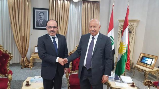حزب الأصالة والمعاصرة في ضيافة الحزب الديمقراطي الكردستاني