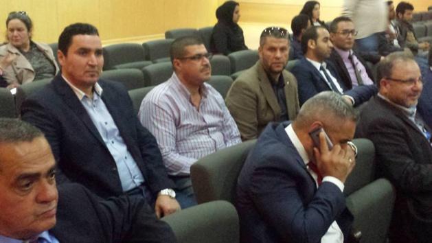 فيديو وصور:نزولا عند رغبة الفاعلين الاقتصاديين،بن صالح تستضيف المدير العام للضرائب