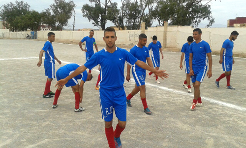 نهضة شباب بني انصار يفوز بالخماسية على جمعية تافوغالت