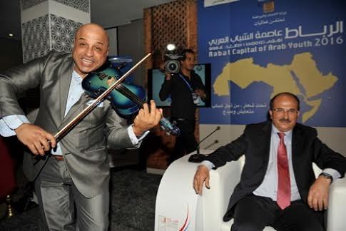 """انطلاق فعاليات دورة """"الرباط عاصمة الشباب العربي"""" وسط ارتباك وسوء التنظيم"""