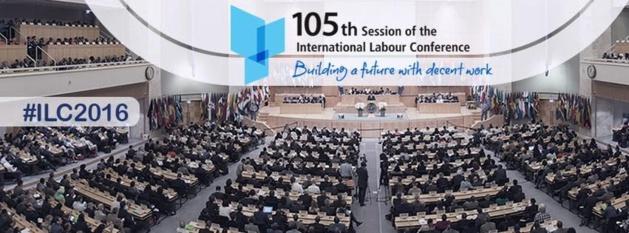 الاتحاد المغربي للشغل يرأس الوفد العمالي المغربي في الدورة 105 لمؤتمر العمل الدولي بجنيف