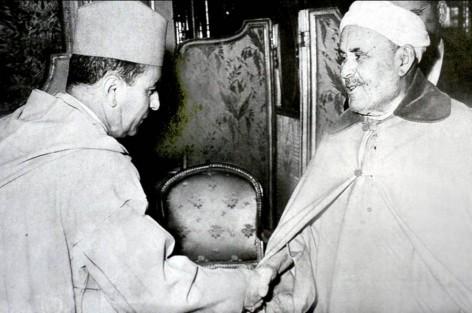 التازي: محمد الخامس والحسن الثاني كانا يرغبان في عودة الخطابي الى المغرب