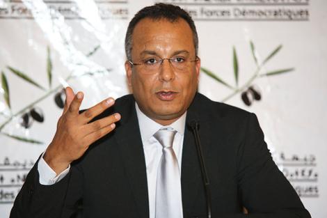 بنعلي: سنخوض انتخابات سابع أكتوبر لربح معركة توفير دخل الكرامة لجميع المغاربة.