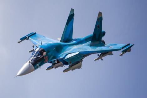 """الجيش المغربي مهتم بامتلاك قاذفة الصواريخ الروسية """"سوخوي سو- 34"""