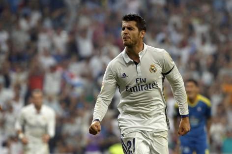 ريال مدريد يحقق فوزا صعبا على سيلتا فيغو في ثاني جولات الليغا