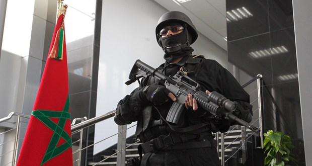 الكشف عن مخطط إرهابي لاستهداف رجال الأمن بالمغرب