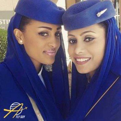 بالصور مضيفات طيران الإمارات الأجمل في خطوط العالم