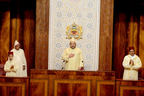"""الملك محمد السادس يدعو إلى قيام """"ثورة إدارية"""" في المغرب"""