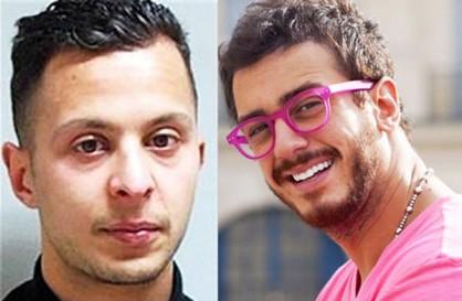 سعد المجرد و صلاح عبد السلام منفذ هجوم باريس في سجن واحد !
