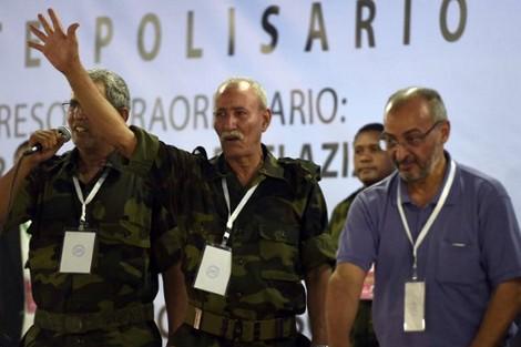 """""""خط الشهيد"""" يدعو إلى اعتقال """"زعيم البوليساريو"""""""
