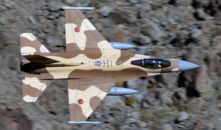 """المغرب يوقع صفقة تطوير طائرات """"إف16"""" مع أمريكا بـ16.3 مليون دولار"""