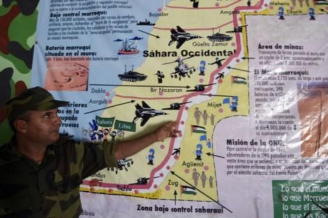 """جبهة البوليساريو تختبر """"صبر المغرب"""" على العودة إلى الحرب"""