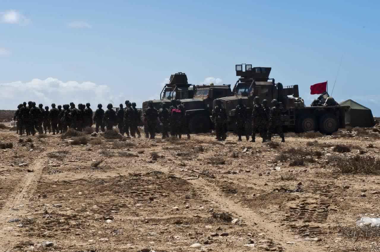 """الجنرال عروب يحرك الجيش ردًا على """"التواطؤ """" الجزائري الموريتاني"""
