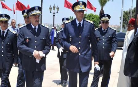 حصيلة استراتيجية المديرية العامة للأمن الوطني لسنة 2016
