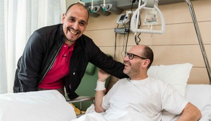 حسن.. قصة مغربي شُجاع أنقد يهودياً في اعتداءات بروكسيل