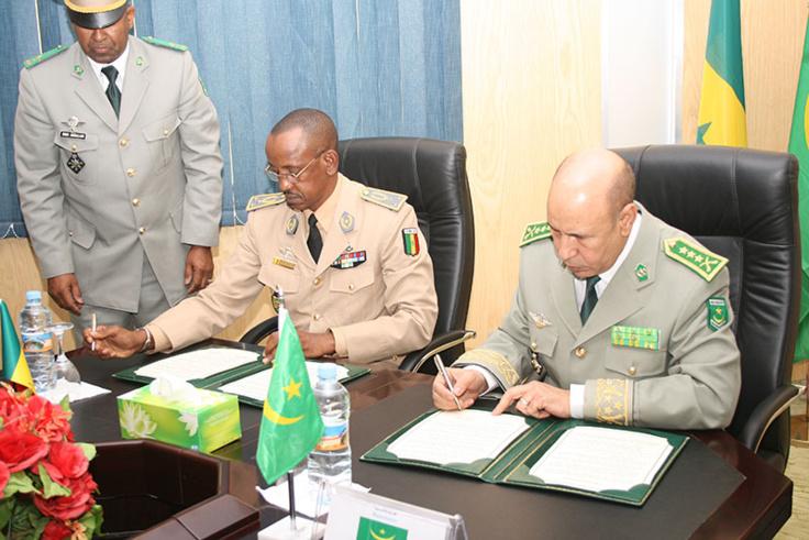 الجيش الموريتاني يسحب الإشراف على اتصالاته من المغاربة