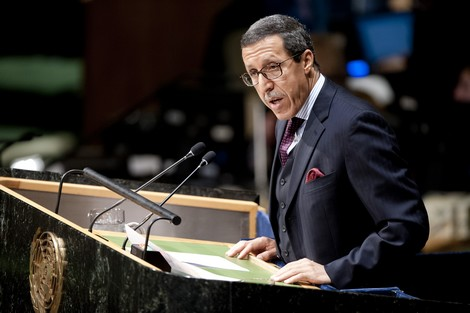 """أسلحة الدمار الشامل : المغرب ملتزم في إطار متعدد الأطراف من أجل """"نزع سلاح عام و كامل"""""""