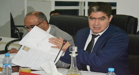 مجلس اقليم الدريوش يصادق على جل نقط جدول اعمال دورته الاستثنائية ويؤجل موضوع الصحة