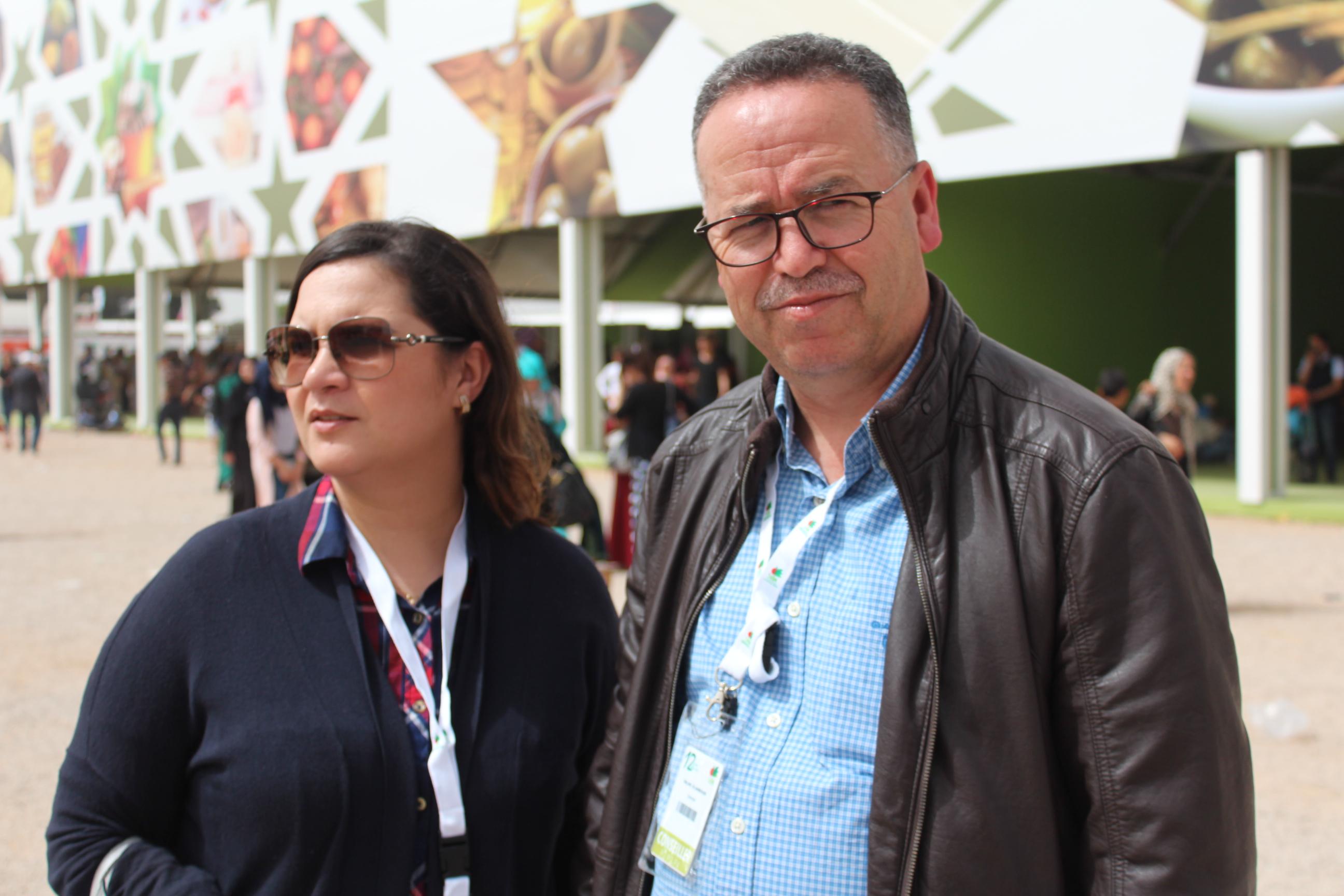 بالصور والفيديوا:مشاركة وازنة لوفد الجهة الشرقية بالدورة 12 للمعرض الدولي للفلاحة بمكناس