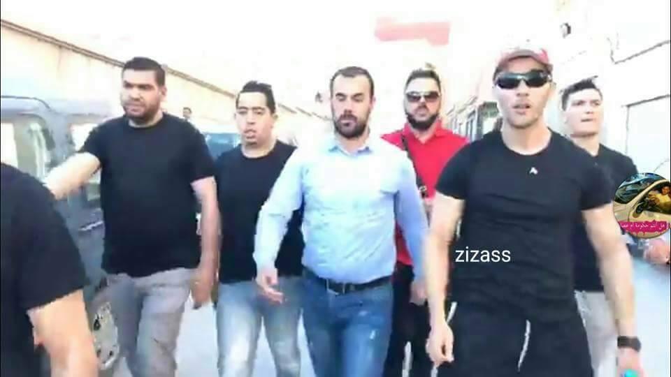 قبل لحظات...شاهد أول صور مسيرة اليوم بالحسيمة من ساحة الشهداء