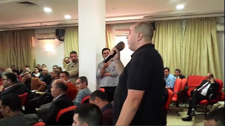 مواطن ناظوري لوزير الداخلية:الله يخاليك  قطعوا علينا المهرجانات فالناظور