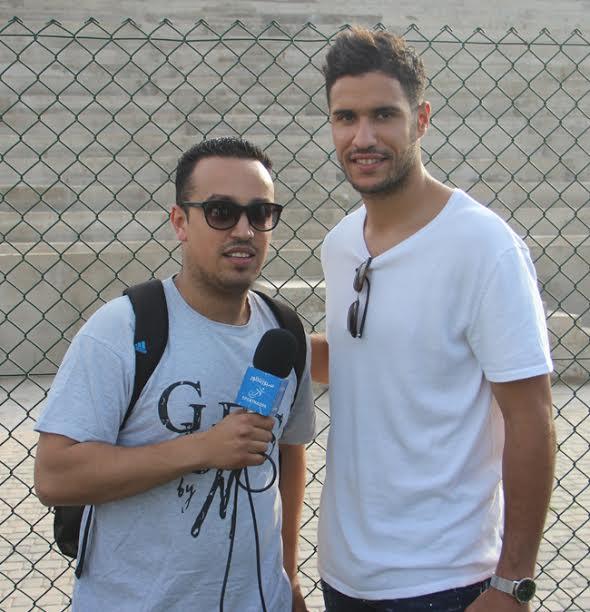 منير المحمدي حارس المنتخب المغربي بالناضور وقضية زياش ستصلح قريبا