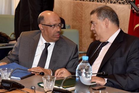 تحقيقات ماراتونية بمقر وزارة الداخلية مع المسؤولين عن مشاريع الحسيمة