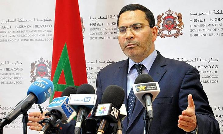 مصطفى الخلفي يكشف حصيلة اعتقالات نشطاء حراك الريف