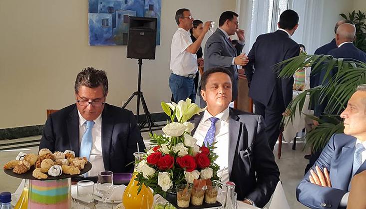 طنجة : وزراء التجمع يتباحثون بفندق موفمبيك سبل الاستثمار بالحسيمة