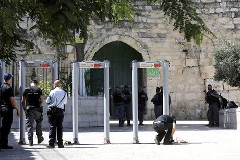 التصعيد في القدس: جلالة الملك يضع المجتمع الدولي أمام مسؤولياته الأخلاقية والمعنوية