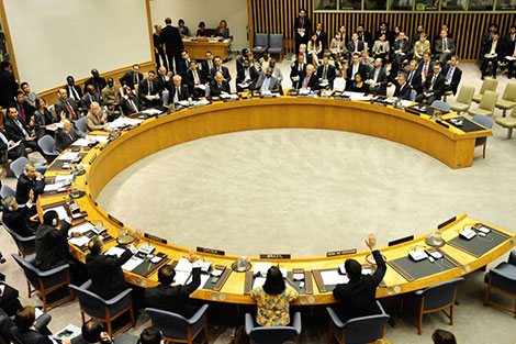 """مجلس الأمن يدين بشدة الهجوم ضد الـ""""مينوسكا"""" ويعرب عن تعاطفه مع المغرب"""