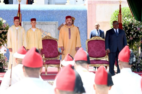 """محام مغربي: خطاب العرش ينذر بمتابعة مسؤولين بجناية """"الخيانة"""""""