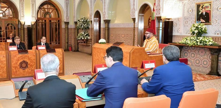 بسبب الحسيمة,عشر وزراء ممنوعين من مغادرة المغرب وإطفاء هواتفهم...إليكم التفاصيل