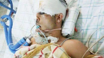 جثمان عماد العتابي ينقل إلى الحسيمة في مروحية طبية