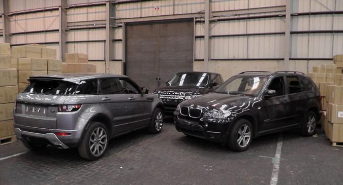 الأمن الإسباني يحبط تهريب سيارات مسروقة لطنجة